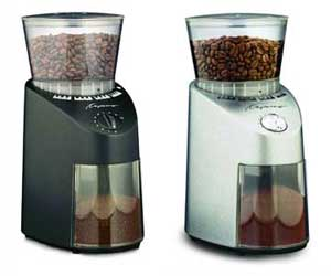 Capresso Infinity Burr Coffee Grinder