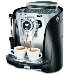 Saeco Odea Giro Super Automatic Espresso Machine