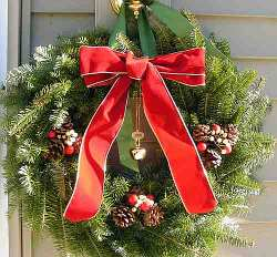 Christmas Wreath Small version