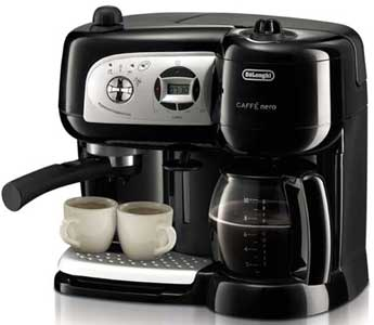 Delonghi Cafe Nero Hybrid Coffee Maker