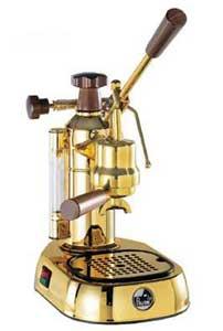 La Pavoni Gold Europiccola Espresso Machine