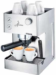 Saeco Aroma Stainless Steel Espresso Maker