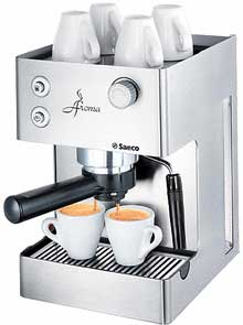 Saeco Aroma Stainless Steel Espresso Maker
