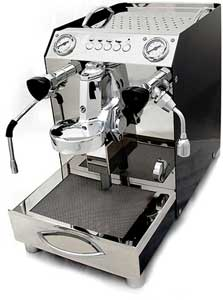 First In Coffee Vibiemme Domobar Electronic Espresso Machine