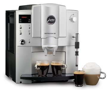Refurbished Jura Capresso On Sale Until March 1, 2010