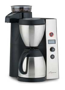 Capresso Coffee Team Therm Coffee Maker - Special price: $189.00, Save $100!