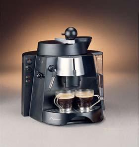 capresso ultima espresso machine