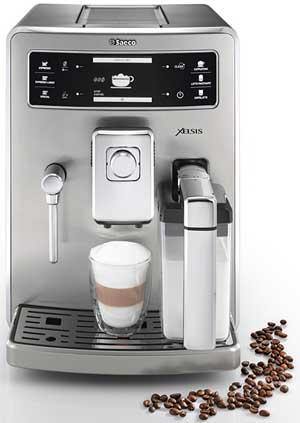 Macys saeco espresso machine